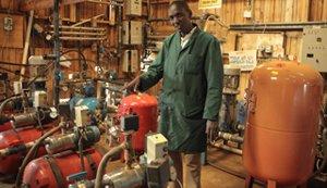 Fertilisation Irrigation Recycling System